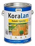 Koralan Holzöl Spezial 10,0l (UV-Natur)