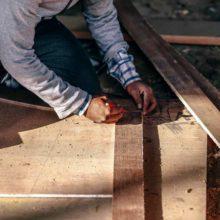 Esstisch selber bauen